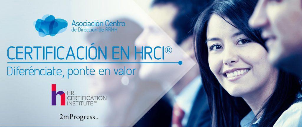 certificaciones HRCI