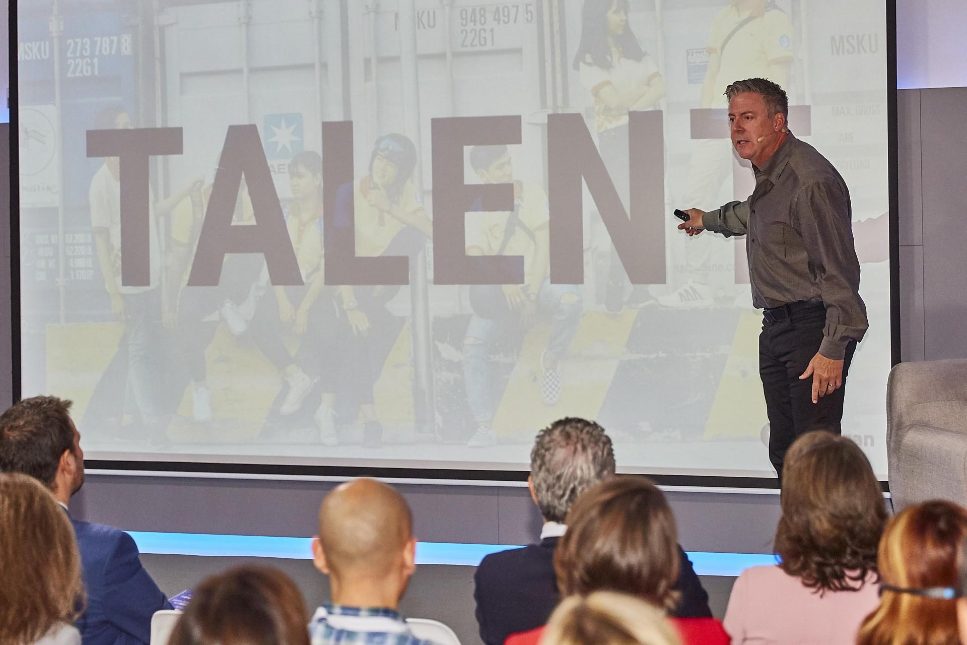 Steve Cadigan habla de Talento en el Update